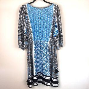 LOFT Boho dress S